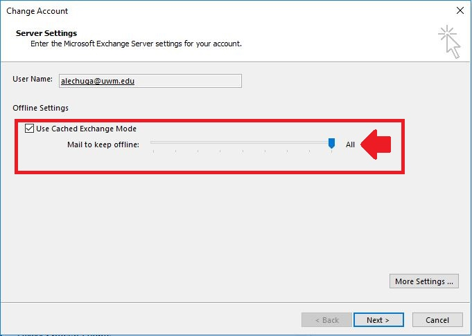 how to change email on microsoft office account