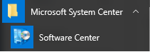 SoftwareCenter