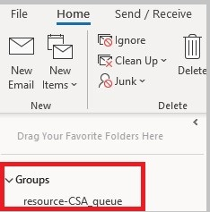 Call Queue Group