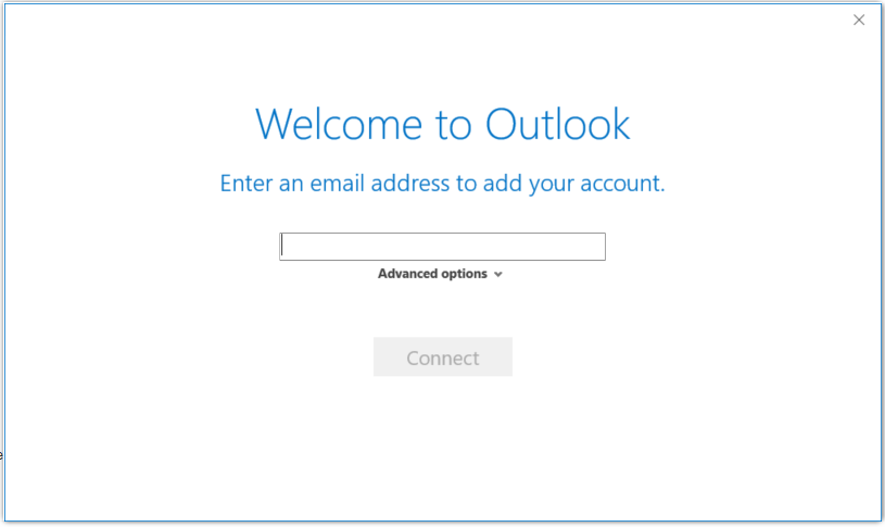 Office 365 (Outlook 2016) - Adding an iCloud Account with 2