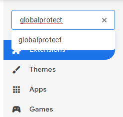 Globeal Protect Search