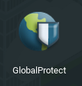 Launch Global Protect Application